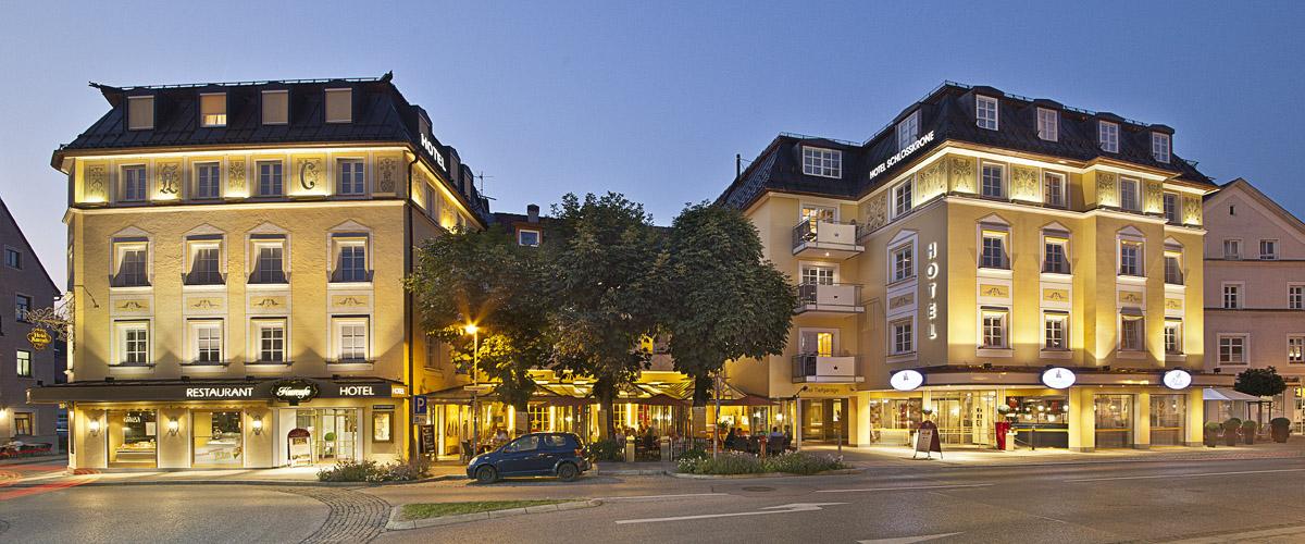 Www Hotel Schlosskrone Fussen