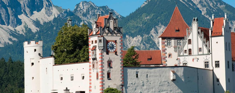 Hotels In Der Nahe Schloss Neuschwanstein